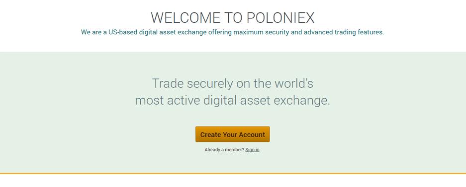 Регистрация на Полонекс