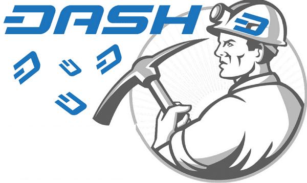 Криптомонета Dash